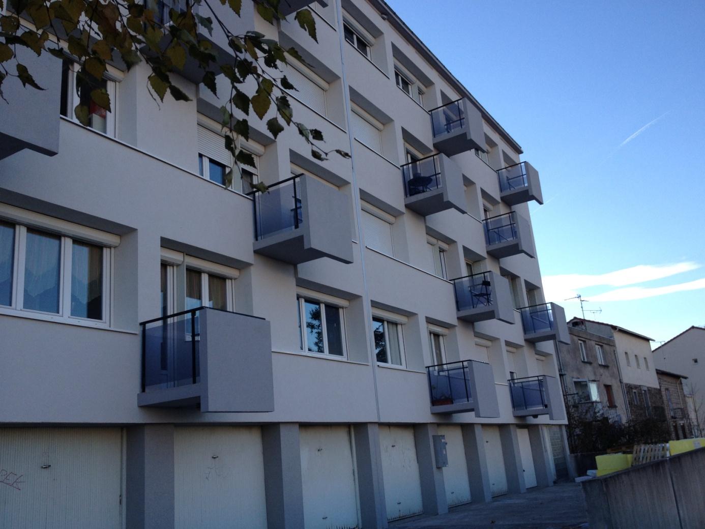 Ravalement de façade avec ITE (Isolation thermique extérieure)